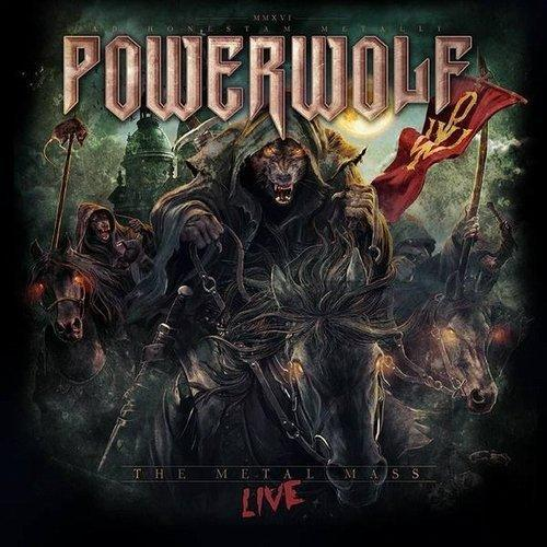 Powerwolf The Metal Mess Live