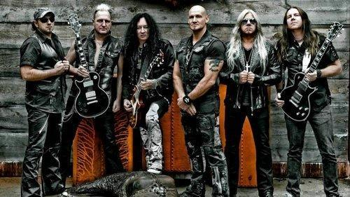 Primal Fear Band Promo 2016