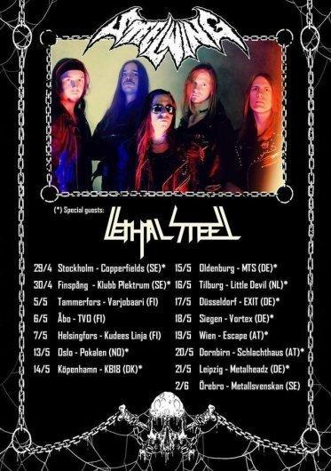 Steelwing Tourflyer 2016