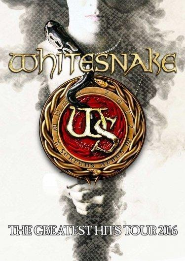 Whitesnake Greates Hits Tourflyer