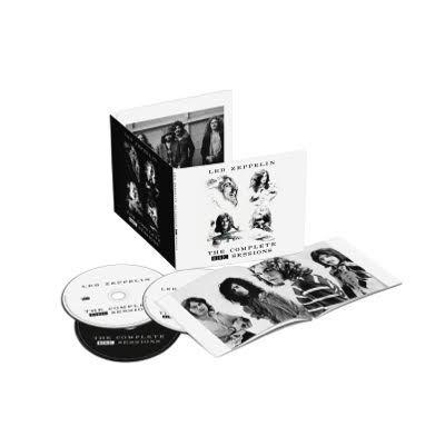 led zeppelin complete bbc sessions