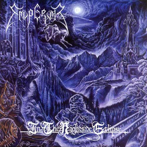 "EMPEROR - ""In the Nightside Eclipse"" Cover"