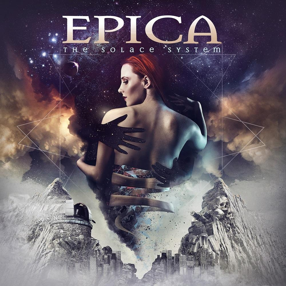 Epica The Solace System Artwork