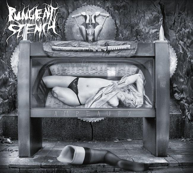 Pungent Stench - Ampeauty Cover