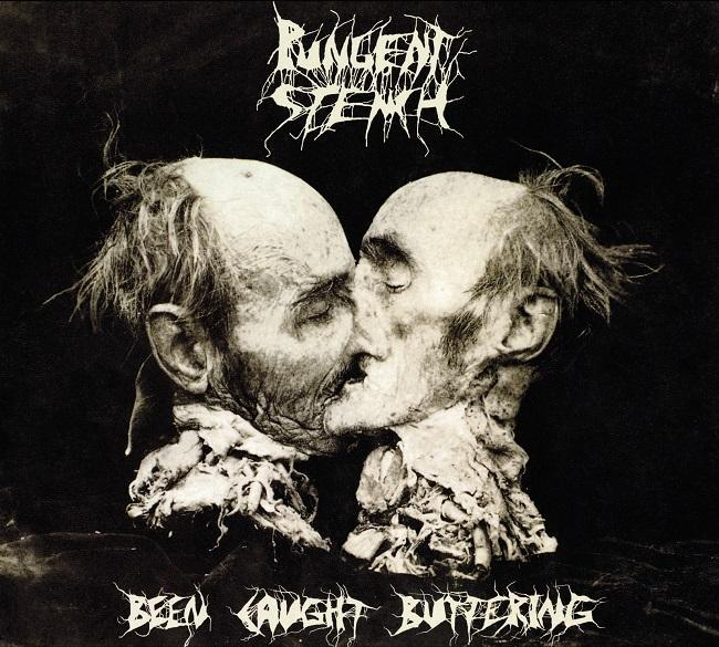 Pungent Stench - Been Caught Buttering CD Cover