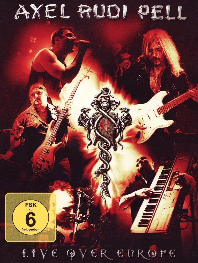 axel rudi pell live over europe