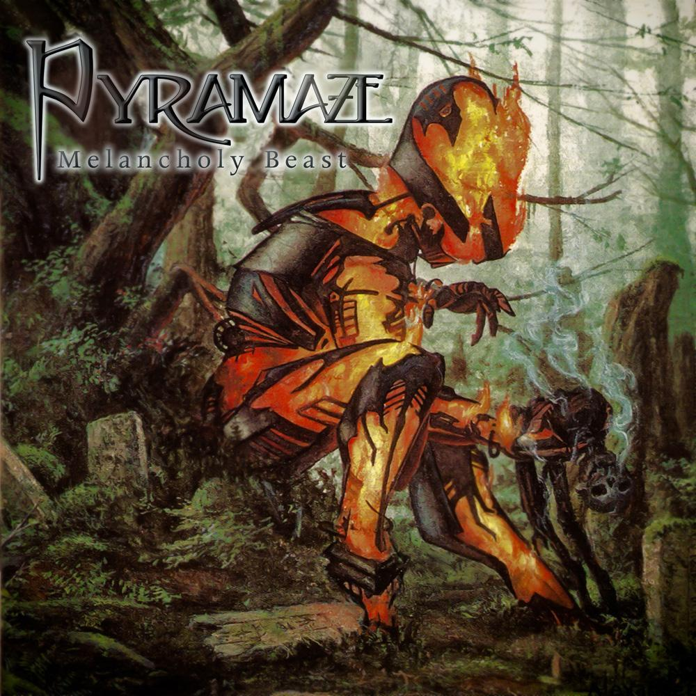 pyramaze melancholy artwork
