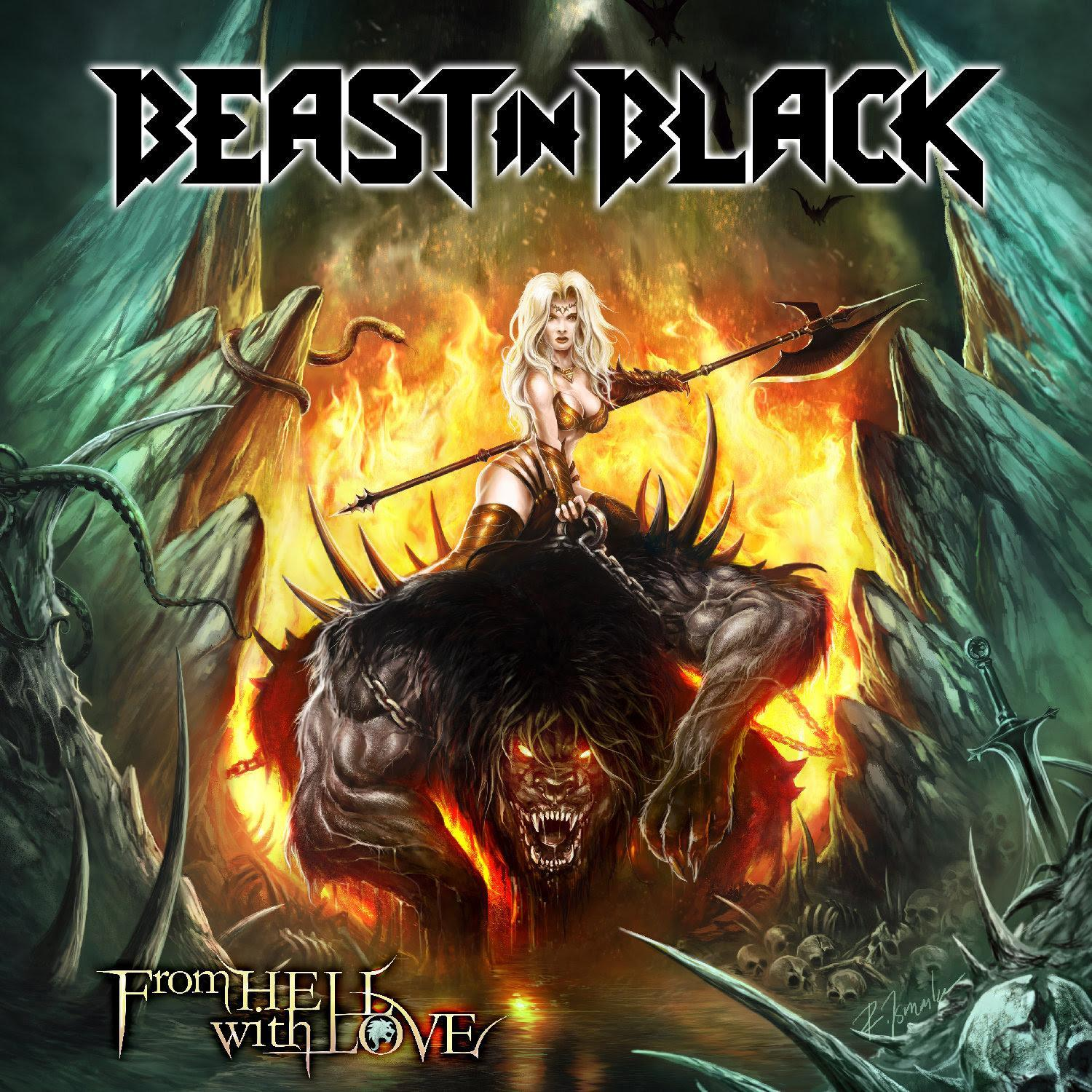 Beast In Black From Hell With Love copy