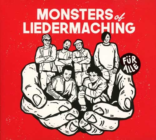 Cover Monsters Of Liedermaching