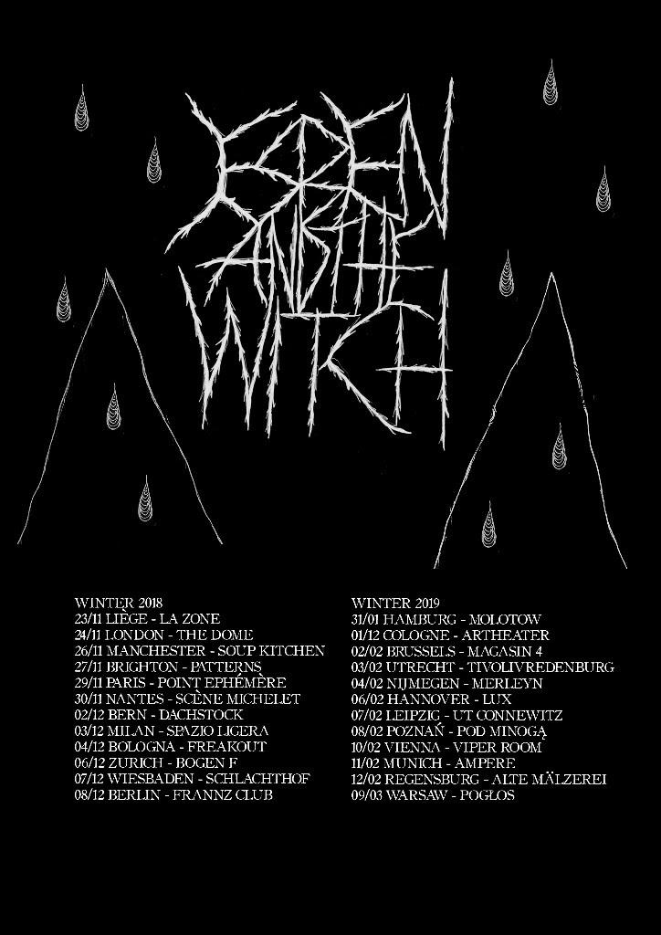 Esben And The Witch Tour