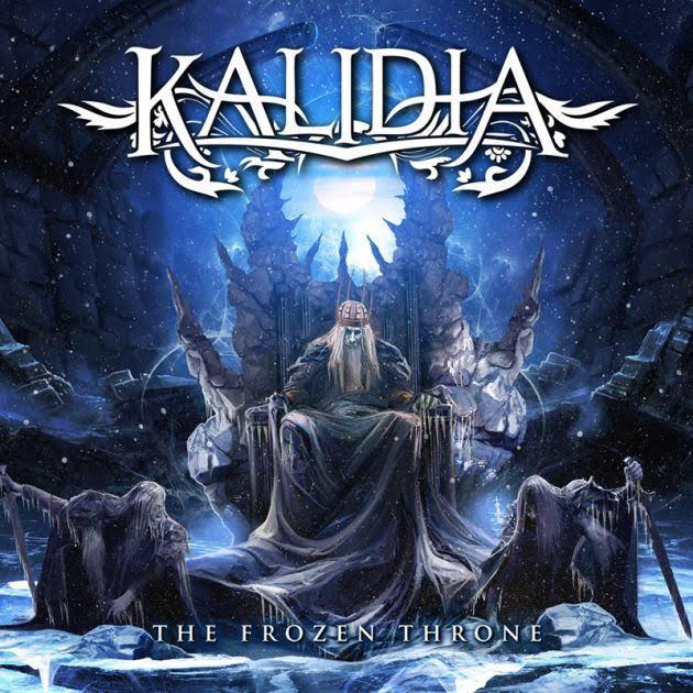 Kalidia The Frozen Throne