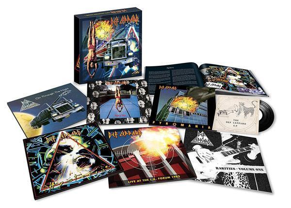 def leppard the box set 1