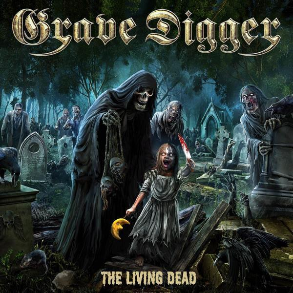 grave digger the living dead