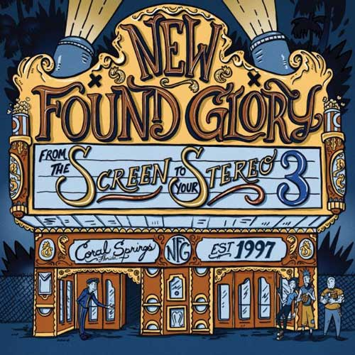 new found glory from screen to stereo 3