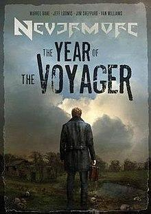 Nevermore The Year of the Voyager DVD
