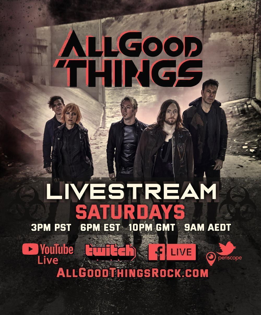 All Good Things Livestream