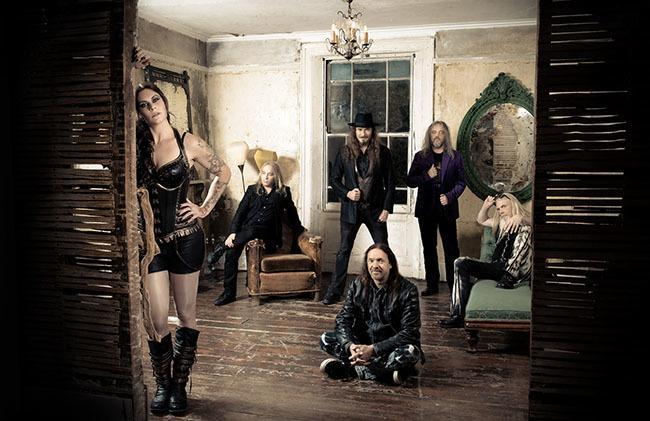 Nightwish 2020 Band
