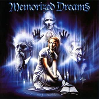 memorized dreams theater cover