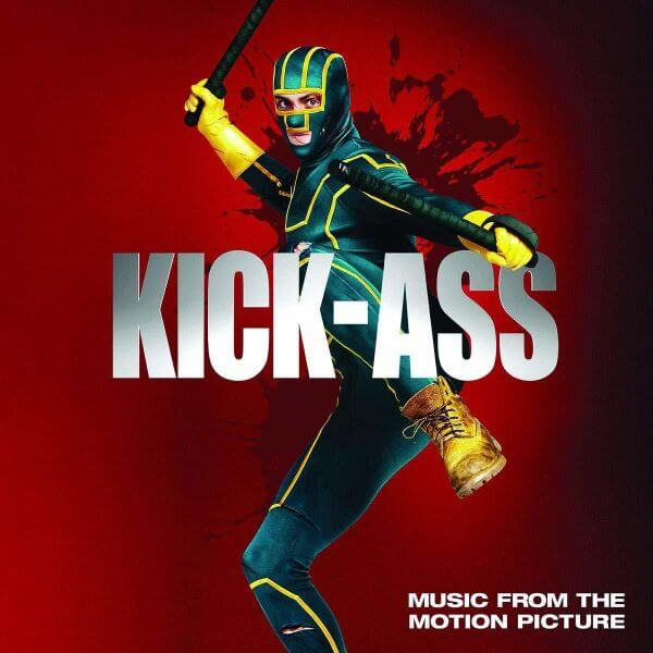 va kick ass ost Cover