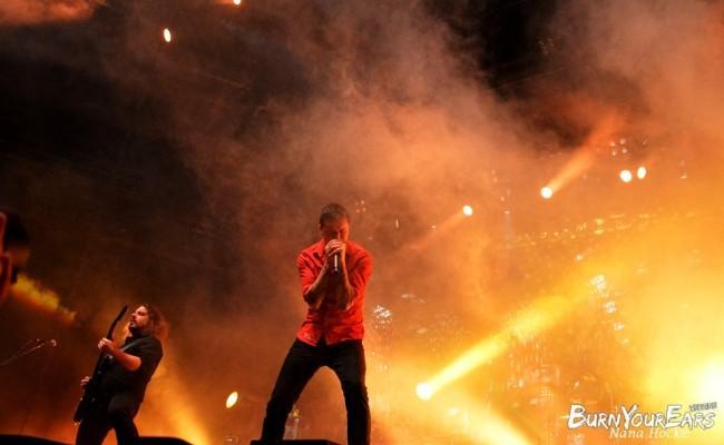 Heaven Shall Burn, August Burns Red, Whitechapel & In Hearts Wake - Konzertbericht aus der Stuttgarter Hanns-Martin-Schleyer-Halle mit Bildergalerie