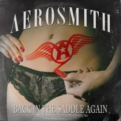 Aerosmith - Back In The Saddle Again (Live Radio Broadcast 1980 & 1984)