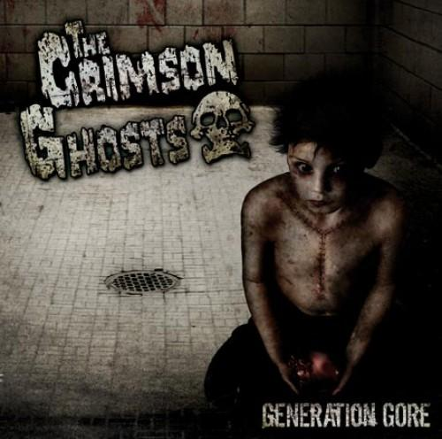 The Crimson Ghosts – Generation Gore (BYE Rewind)
