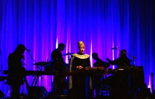Dead Can Dance & David Kuckhermann - Frankfurt / Jahrhunderthalle