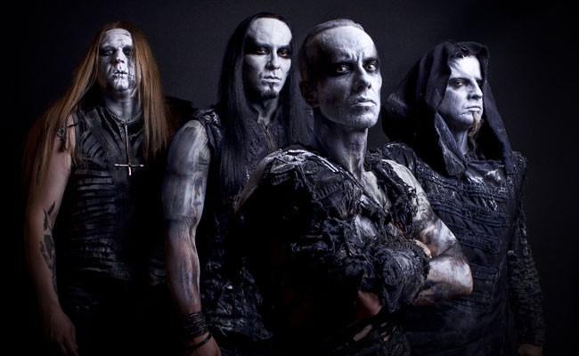 Behemoth und Cradle Of Filth - Hamburg, Grünspan