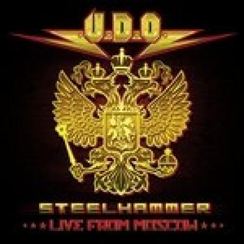U.D.O. - Steelhammer Live From Moscow (Doppel-CD)