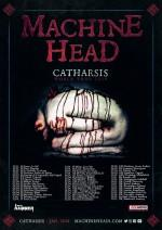 An Evening With MACHINE HEAD - Catharsis Tour für 2018 terminiert