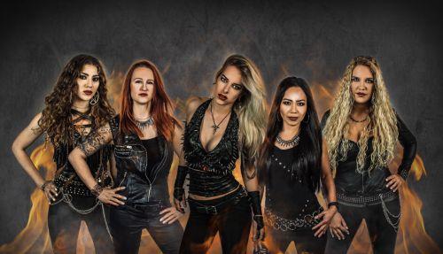 Line-Up-Wechsel am Mikrofon: BURNING WITCHES mit neuer Sängerin und neuer Single - BurnYourEars Webzine