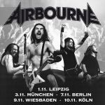 AIRBOURNE im November auf Tour