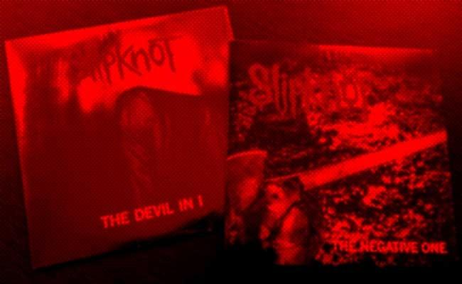"Slipknot Verlosung: Gewinnt ""The Devil In I"" und ""The Negative One"" Single"