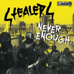 Stealers - Never Enough