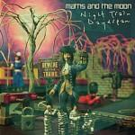 Maths And The Moon - Night Train Daydream