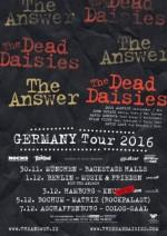 Co-Headliner-Tour: THE DEAD DAISIES und THE ANSWER