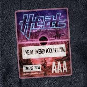 H.E.A.T - Live At Sweden Rock Festival