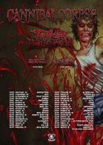 "CANNIBAL CORPSE: Infos zum Album ""Red Before Black"" / Neue Single ""Code Of Slashers"""