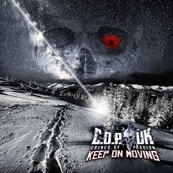 Crimes Of Passion (C.O.P. UK) - Keep On Moving (EP)