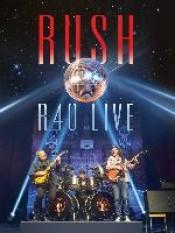 Rush - R40 Live (DVD/3CD)