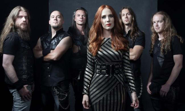 "Epica im Interview zum Album ""The Holographic Principle"""