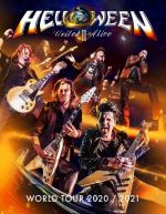 "HELLOWEEN gehen auf ""United Alive World Tour Part II"""