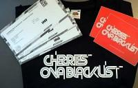 Verlosung: Cherries On A Blacklist - Tickets und T-Shirt gewinnen