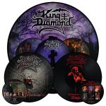 KING DIAMOND: 'In Concert 1987: Abigail', 'The Graveyard', 'The Spider's Lullabye' LP Re-issues ab sofort erhältlich
