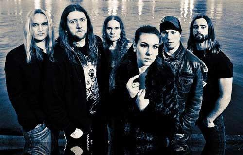 "Amaranthe - Elize und Olof im Interview zu ""The Nexus"""