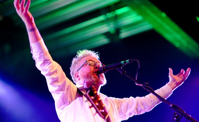 Flogging Molly mit The Prosecution - Der Bericht aus dem Club Vaudeville Lindau