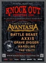 Knock Out Festival 2019 - Line-Up steht fest