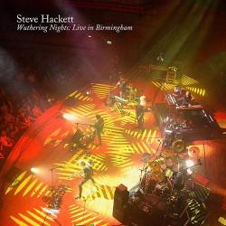 Steve Hackett - Wuthering Nights: Live In Birmingham (2DVD/2CD)