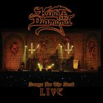 "KING DIAMOND launcht neues Video ""Arrival (Live at Graspop)"""
