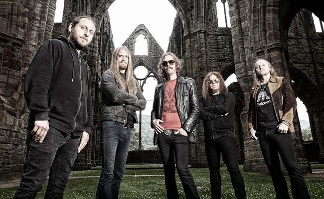 Opeth & Sahg / Köln - E-Werk - BurnYourEars Webzine